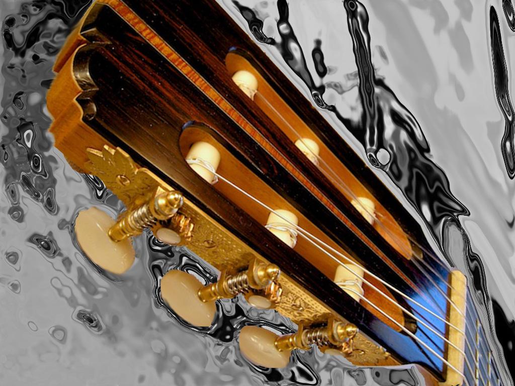 Great Guitar Sound Guitar Wallpaper Classical Guitar