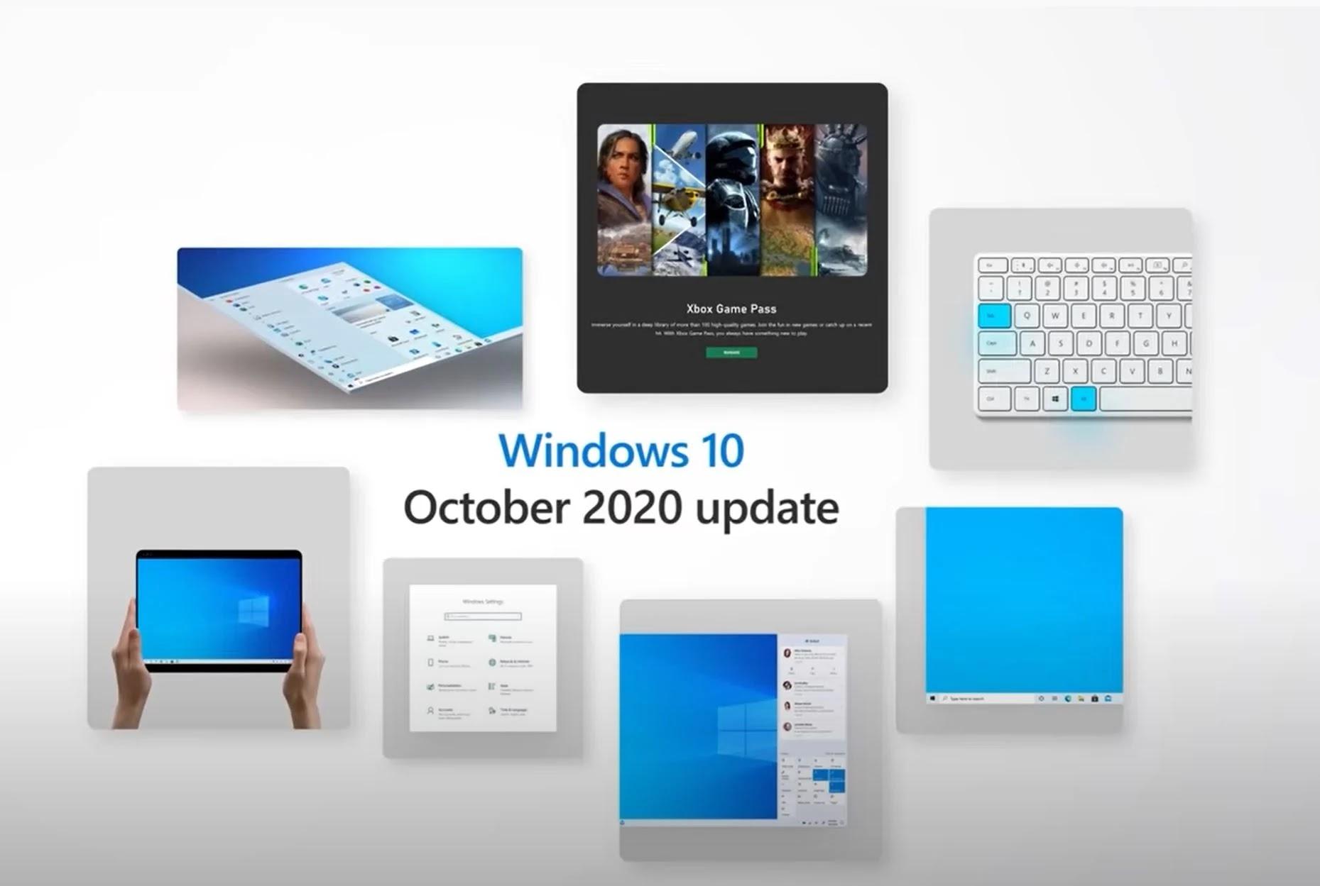 Come ottenere Windows 10 October 2020 Update