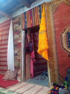 Travelog Morocco Road Trip to Merzouga Desert, Morocco Kilim