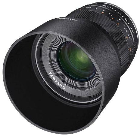 Объектив Samyang 35mm f/1.2 ED AS UMC CS