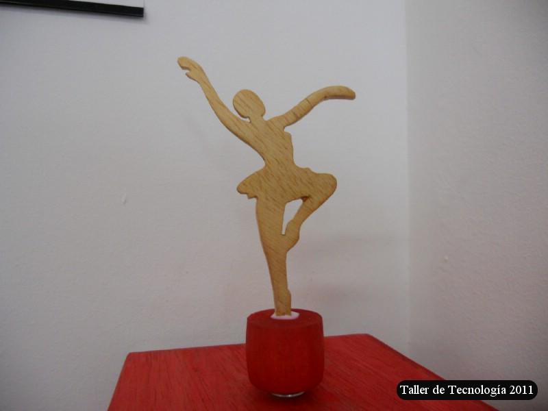 Proyectos de tecnolog a bailarina for La madera es reciclable