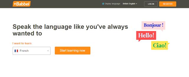 Babbel لتعلم لغات جديدة على الأندرويد وIOS
