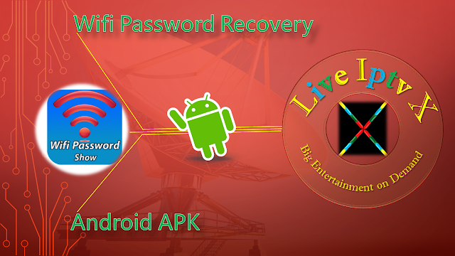 Wifi Password APK