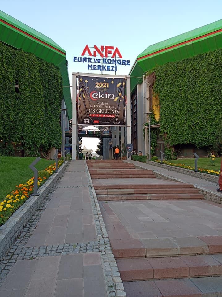 Ekin Brode 2021 Ankara Fuarı