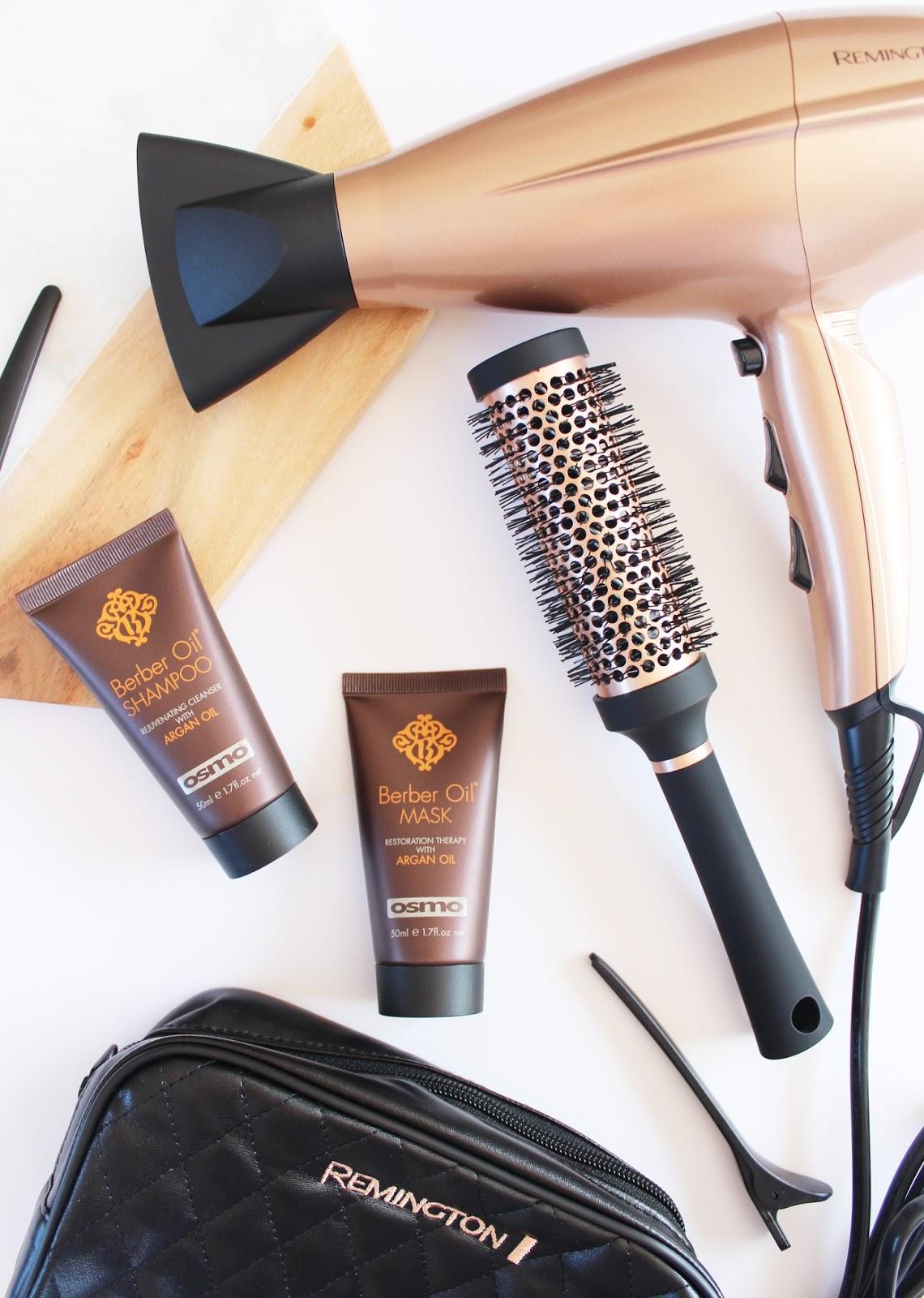 REMINGTON | Shine Revival Hair Dryer Review - CassandraMyee