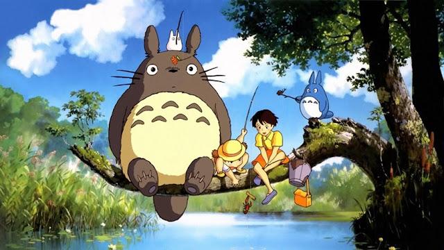 Hàng xóm của tôi là Totoro (My Neighbor Totoro)