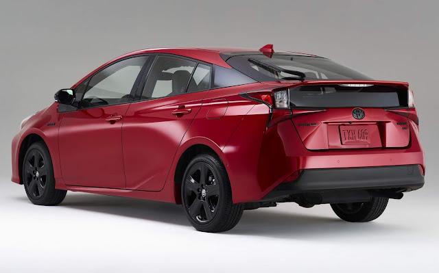 Novo Toyota Prius 2021