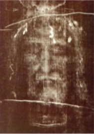 Oração ao Santo Sudário com a Sagrada Face de Nosso Senhor Jesus Cristo impressa