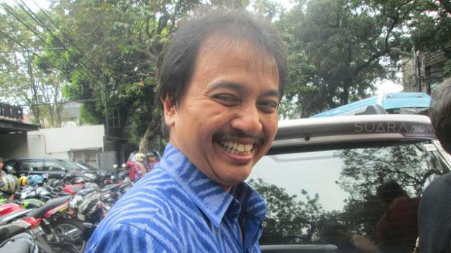 Jokowi Ibaratkan Ekonomi Komputer Hang, Roy Suryo: Halah! Salah Kaprah Aja Sok Ilmiah