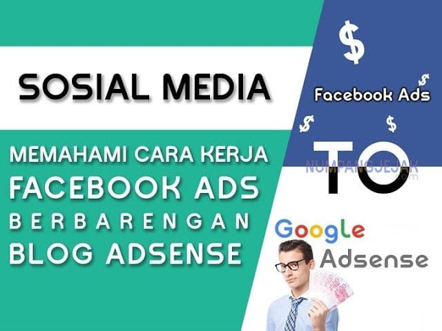 facebook ads to adsense
