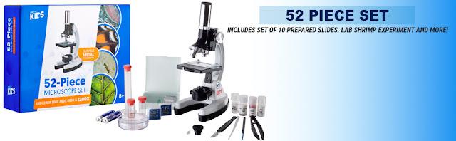 Beginner's Microscope Kit
