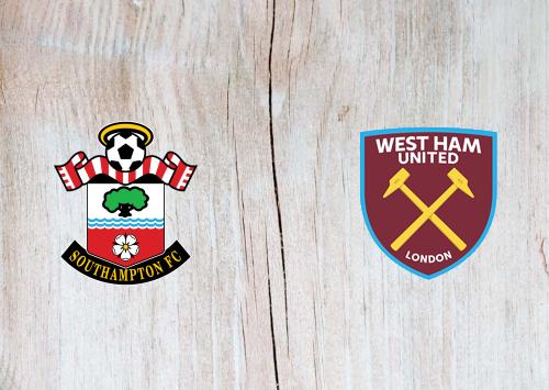 Southampton vs West Ham United -Highlights 29 December 2020