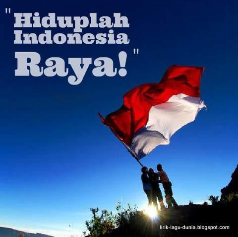 Download Lagu Lirik Indonesia Raya Versi Full Terbaru Nurdin