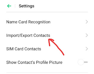 Google Drive me Contact Number kaise Save kare