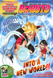 Read Boruto Manga Chapter 35 Full English