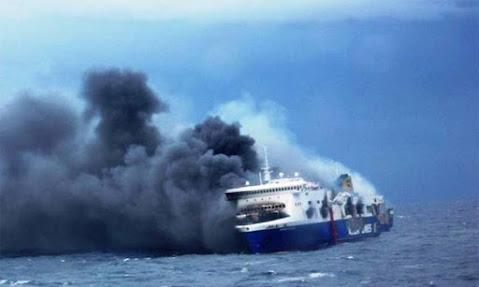 Norman Atlantic: Ξεκίνησε η δίκη για την πολύνεκρη τραγωδία