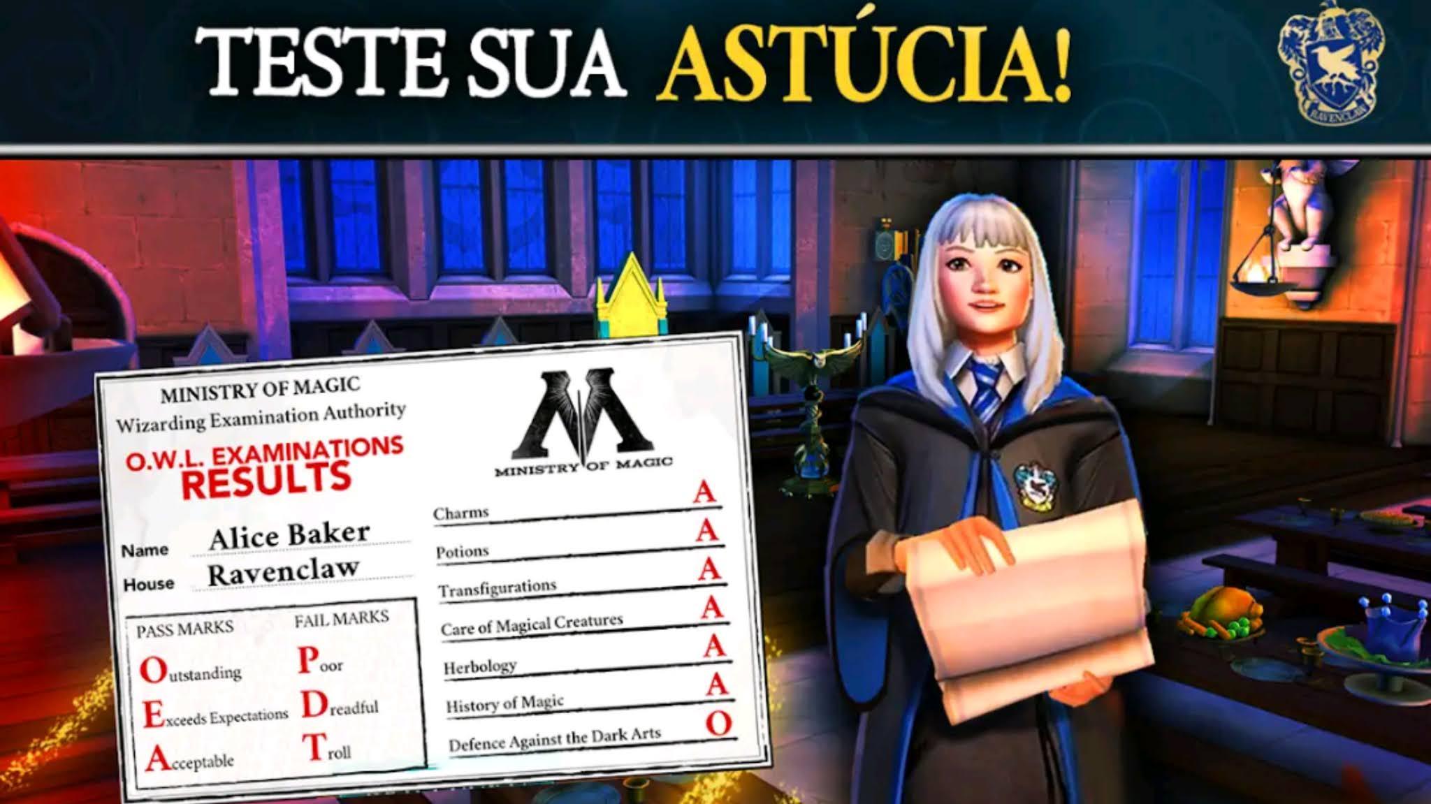 Harry Potter 2021 mod menu