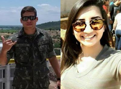 Estudante morta pelo namorado no Piauí é sepultada no Maranhão