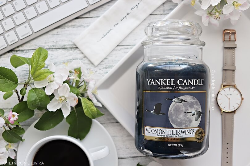 yankee candle moon on their wings