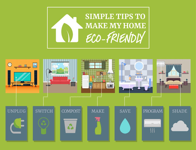 How to Make Your Homes Eco Friendly