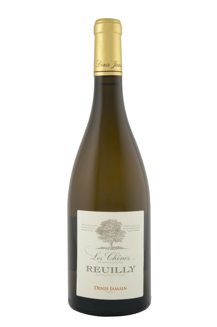 vin Denis Jamain Reuilly Les Chênes