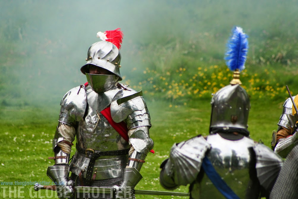 Castle Siege 2015 at Arundel Castle