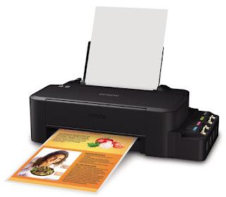 Epson L121 [Télécharger] Pilotes d'imprimante gratuit