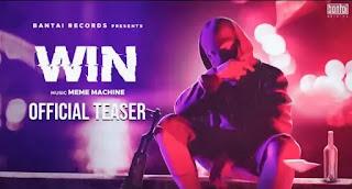 WIN Lyrics - Meme Machine