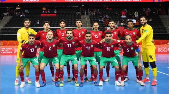 عاجل .. المنتخب المغربي للفوتسال يتأهل إلى ثمن نهائي كأس العالم