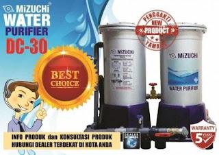 MiZUCHi Water Purifier type DC-30