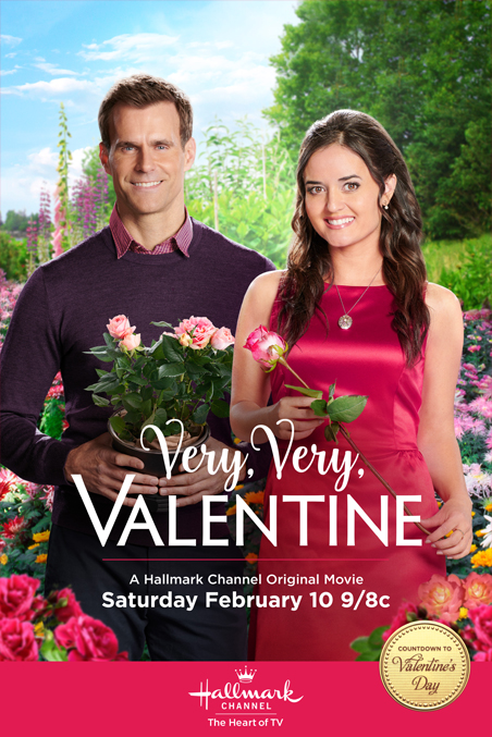 Danica McKellar on Hallmark's 'Very, Very Valentine': Casts & Story Line of Movie
