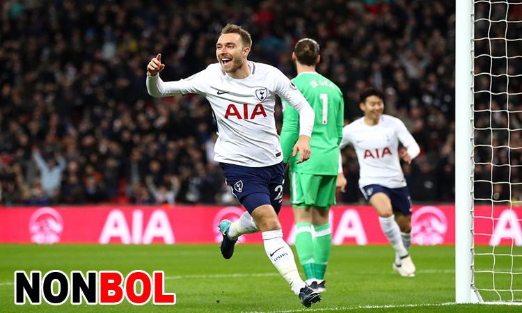 Cuplikan Gol Tottenham 2-0 Man United   Liga Inggris Pekan 25