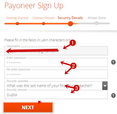 payoneer in india