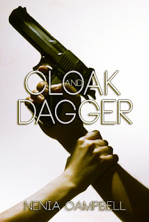 Cloak and Dagger by Nenia Campbell