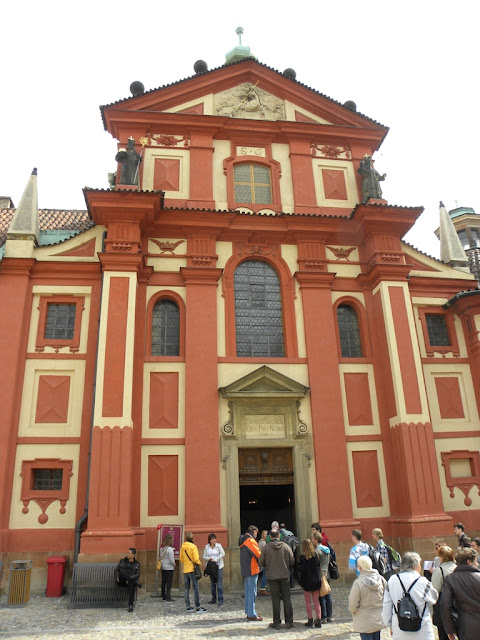 Saint Joris Basilica Prague