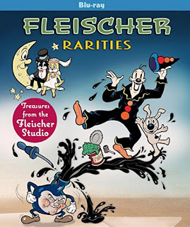 Fleischer Rarities: Treasures from the Fleischer Studios by Thunderbean blu-ray review