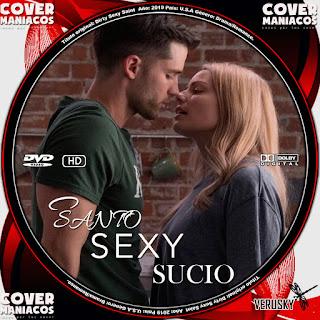 GALLETA SANTO SEXY SUCIO - DIRTY SEXY SAINT 2019[COVER DVD]