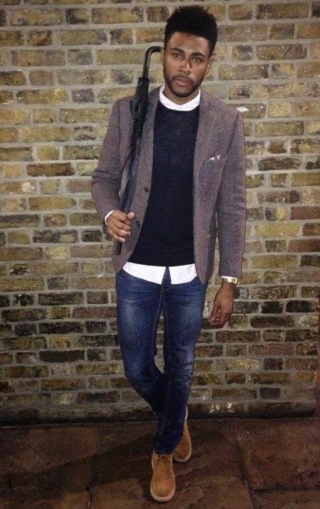 Macho Moda - Blog de Moda Masculina  Dicas de Looks Masculinos para o Dia a  Dia com Blazer! 3d24e28ecd