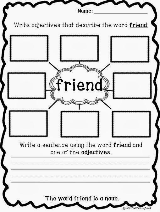 All Worksheets  Friendship Worksheets - Printable ...