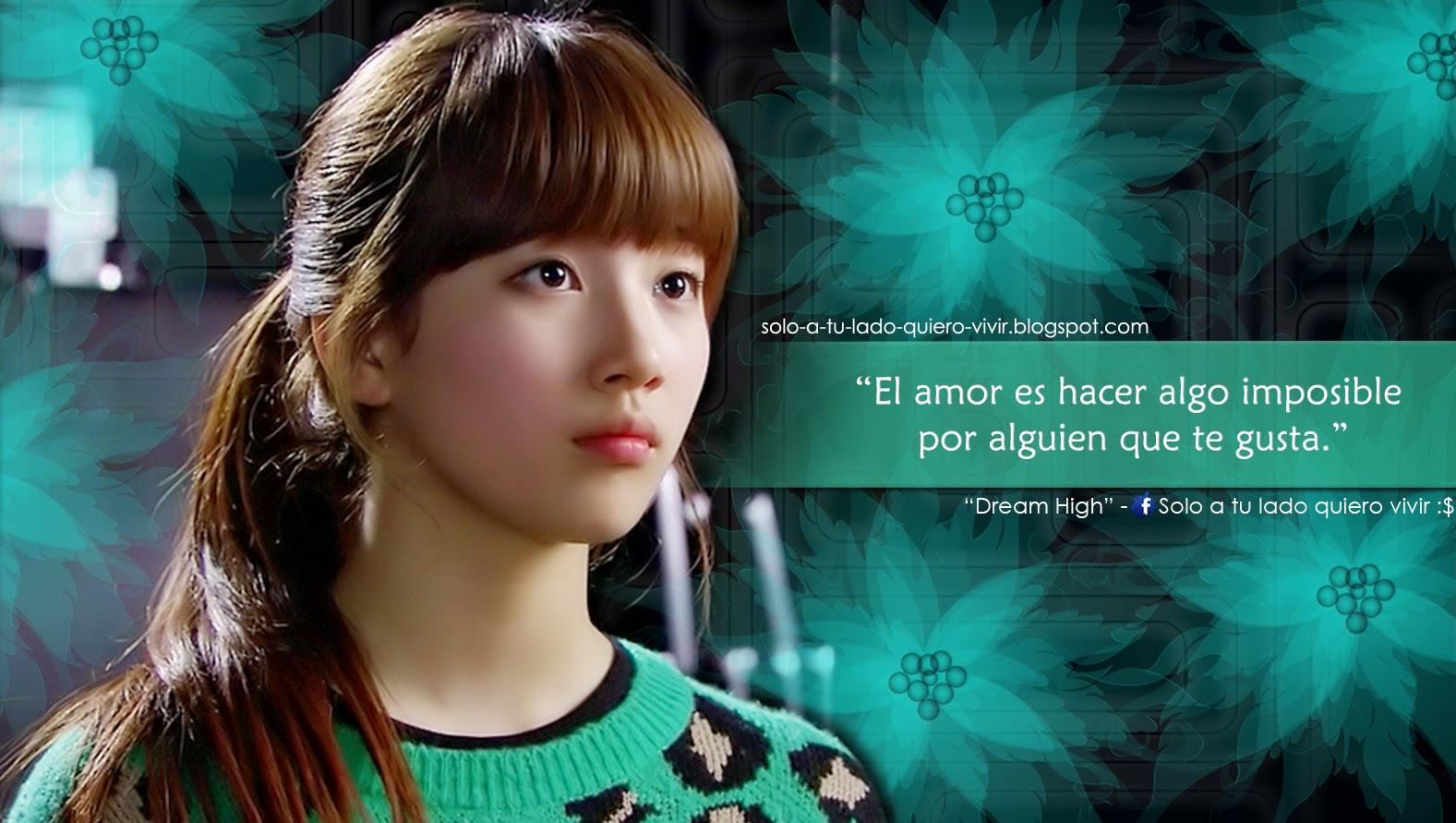 Frases Doramas Frases De Dream High I Y Ii