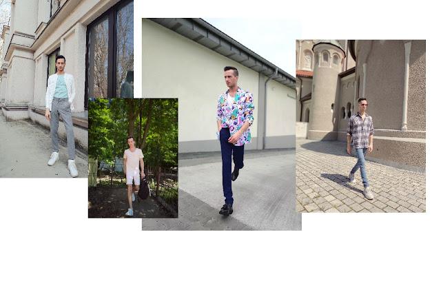 Moda męska wiosna/lato 2021