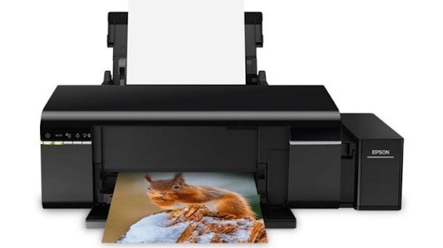 Cara Koneksi Wifi Printer Epson L805