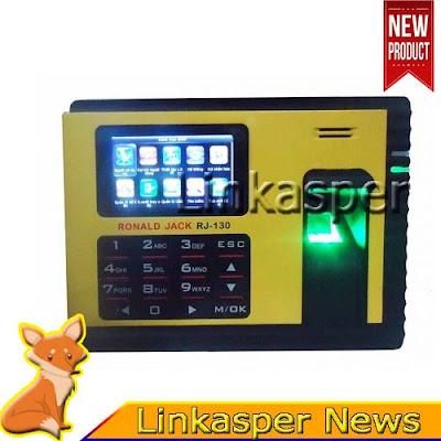 Máy chấm công vân tay + thẻ cảm ứng Ronald Jack R130
