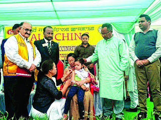 Spotlight : Manipur Launches Vaccination Drive