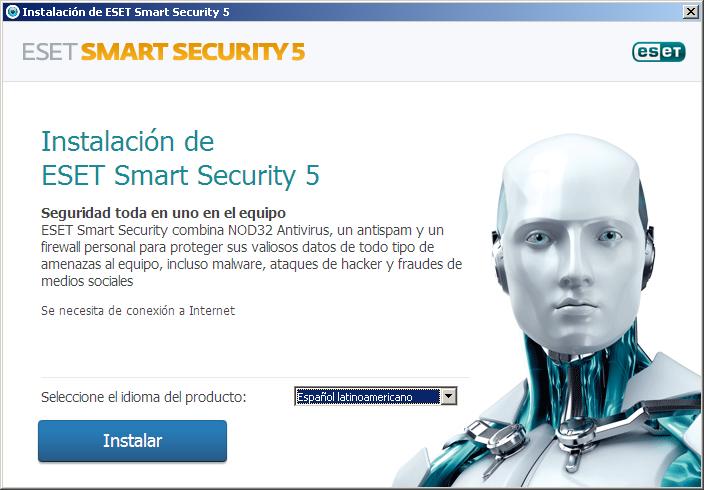 Update Eset Smart Security 4 Offline