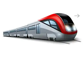 Nigeria Railway Cooperation NRC Train