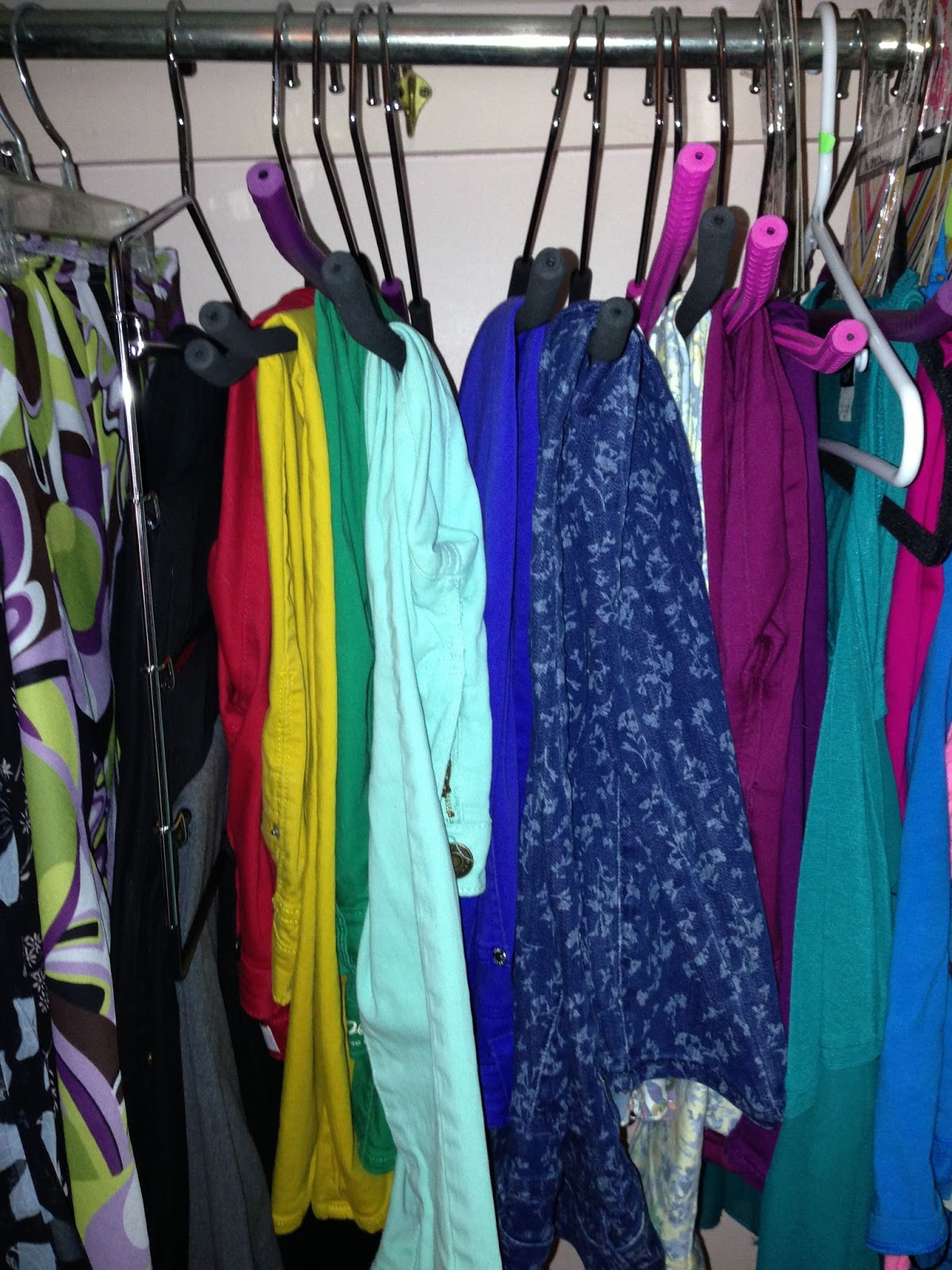 Ask away how to clean out your closet - Cleaning out your closet ...