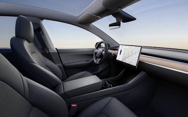 Tesla Model Y SR tem preço reduzido abaixo de US$ 40 mil - EUA