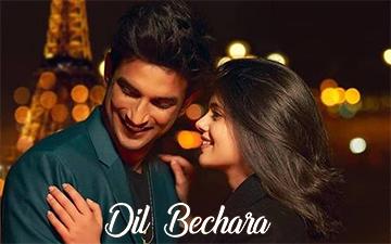 Khulke Jeene Ka Song Lyrics and Video - Dil Bechara (2020) || Sushant Singh Rajput, Sanjana Sanghi | Arijit Singh, Shashaa Tirupati
