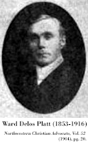Image of Ward Delos Platt (1853-1916).